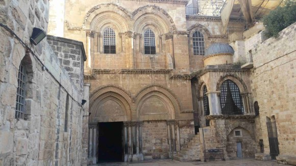Church of the Holy Sepulchre - one of the top things to do in Jerusalem