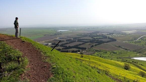 Golan - a wonderland even in Summer