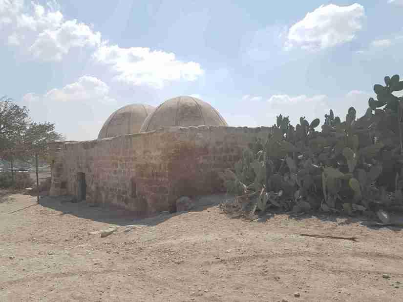 Is This Sheik Abreik's Grave?