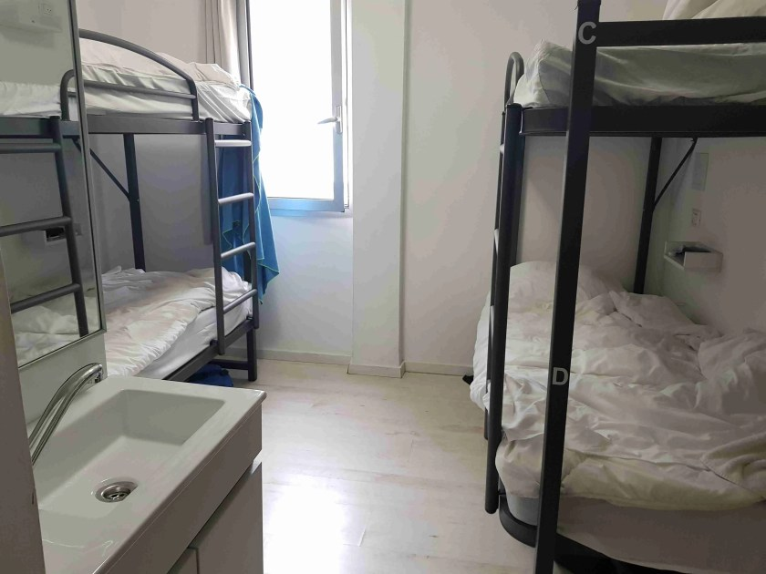 Little Tel-Aviv hostel dorm