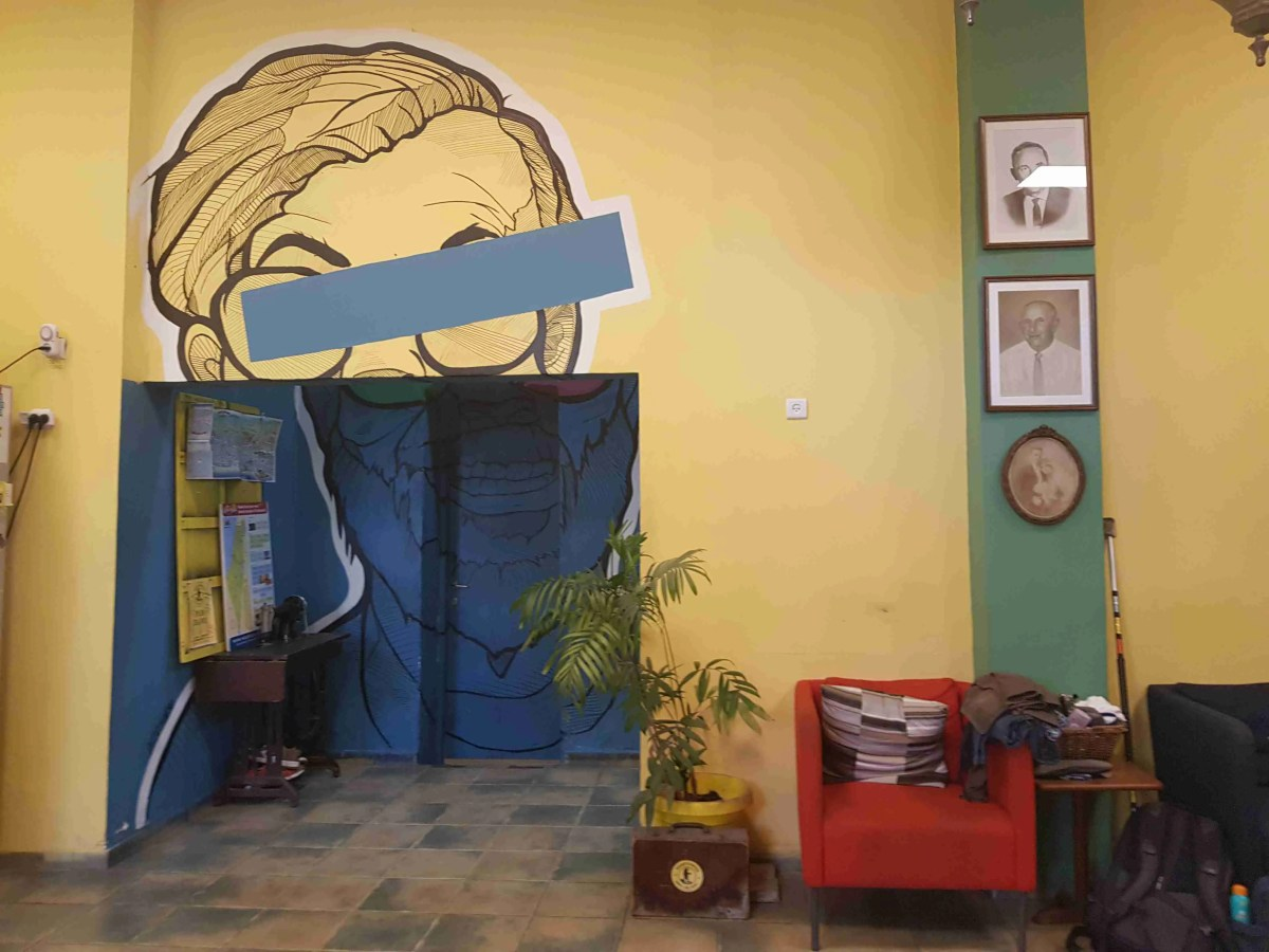 Roger's House: A Tel Avivian Hostel with Cool Vibes