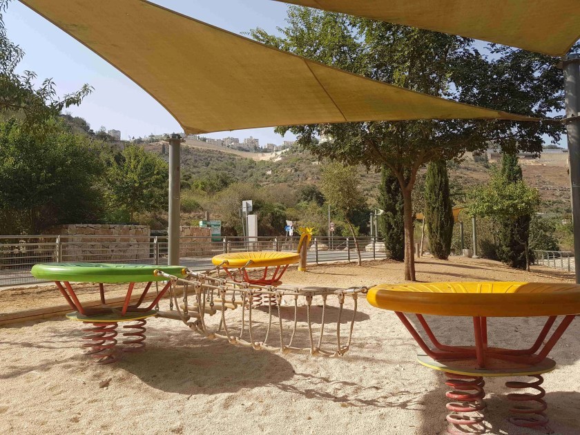 Playground at Arazim Valley Park