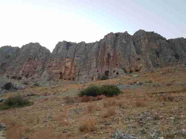 Mount Arbel Caves