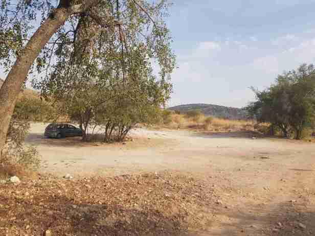 Nahal Akbara Campground