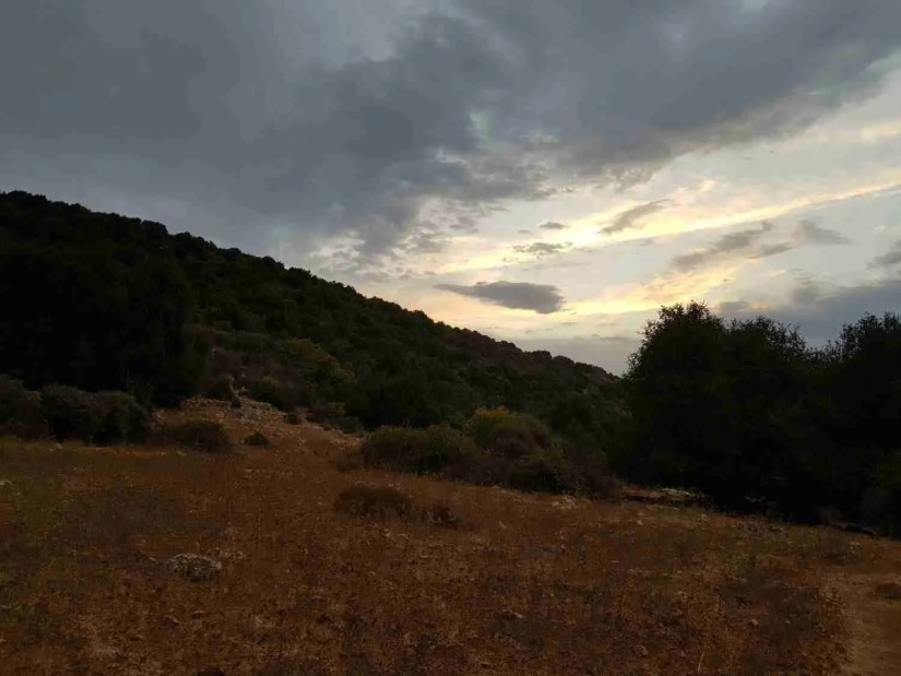 Nahal Meron on the Israel National Trail