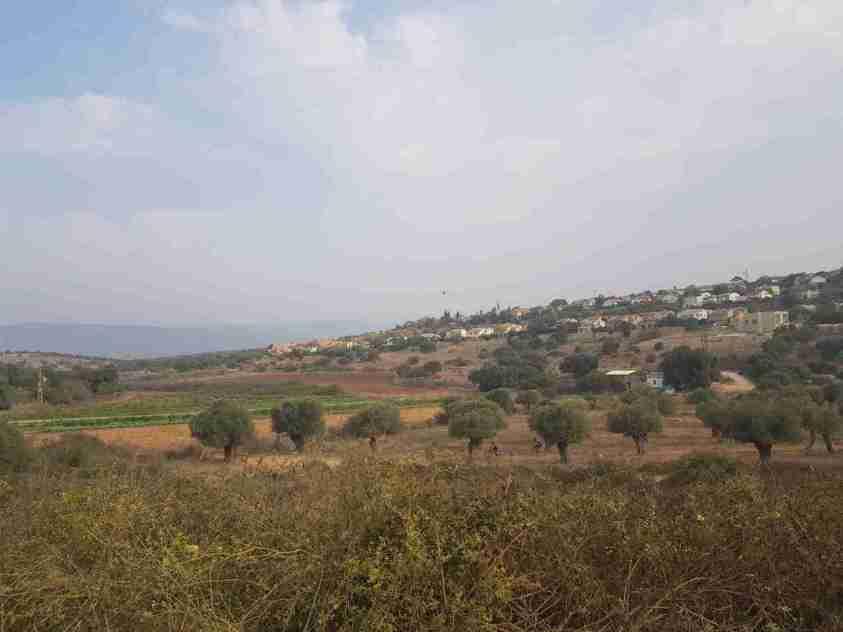 Hoshaya from the Israel National Trail