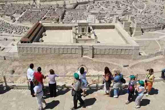 The Israel Museum in Jerusalem is open on Shabbat