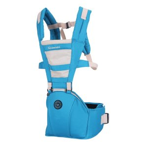 Lekebaby Carrier with Seat Backpack Sling