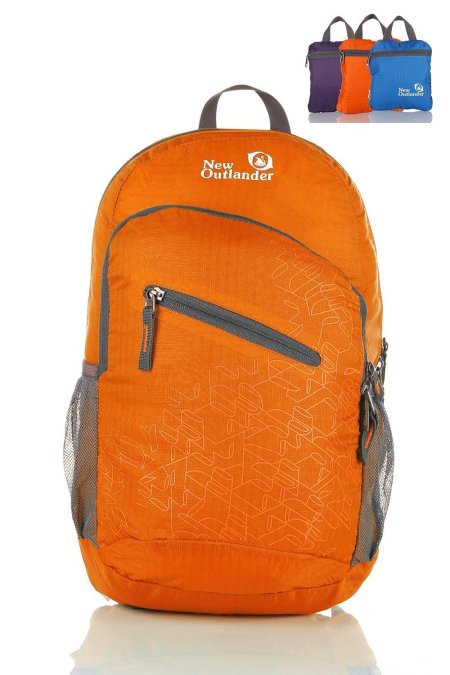 Most Durable Package Handy Lightweight Travel Hiking Backpack Review