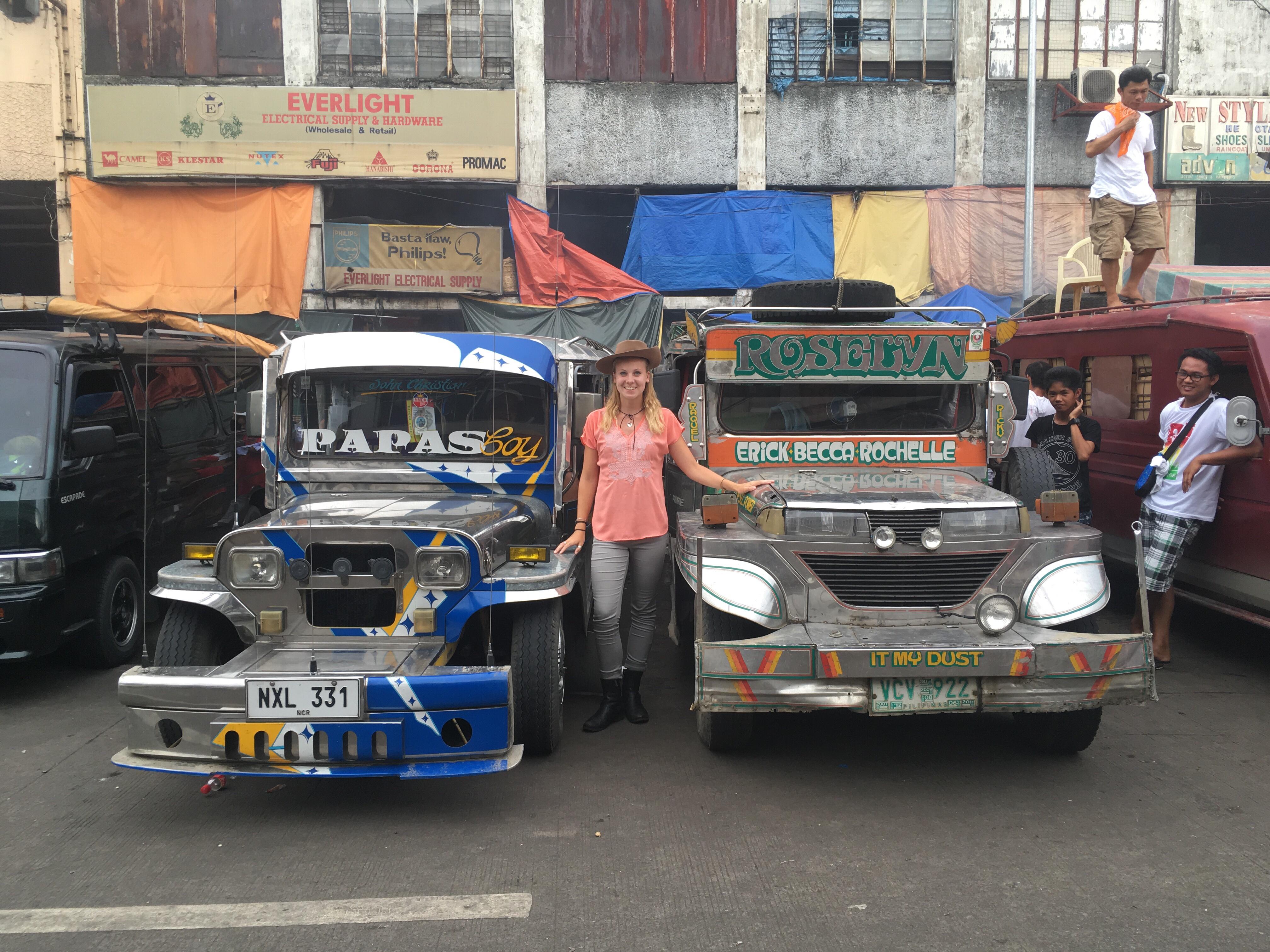 Philippines Backpacker Travel Blog