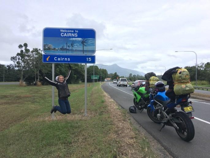Australia Motorbike