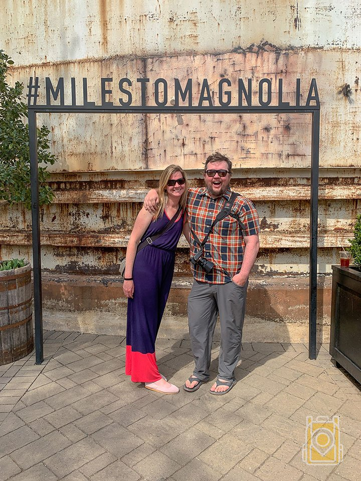 Living In a Van Full Time: Magnolia Market