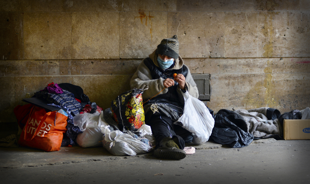 Bad To Worse: The Homeless And COVID-19 Around The Globe