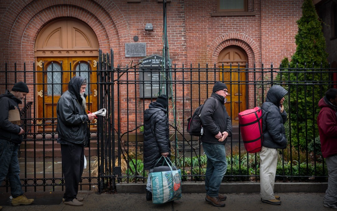 Manhattan Church Sees 2,264% Increase in Demand For Pantry Meals Amid COVID Crisis