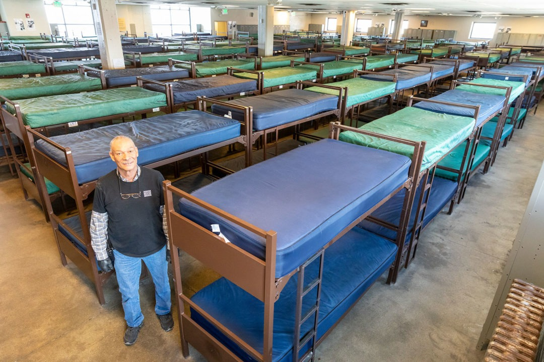 Homeless Shelters Get Biggest Chunk of Money in Denver's Latest Round of COVID-19 Relief Spending