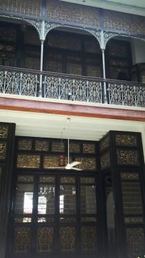 Inside the Cheong Fatt Tze Mansion