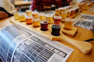 Beer Tasting Hunter Valley