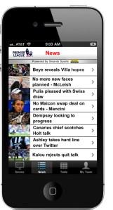 Setanta Sports get 'appy!