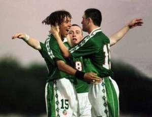 Ireland's once-young hopefuls.
