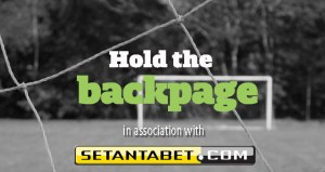 Hold the BackPage - Champions League fallout