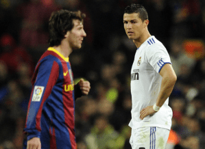 Player Comparison: Lionel Messi vs Cristiano Ronaldo