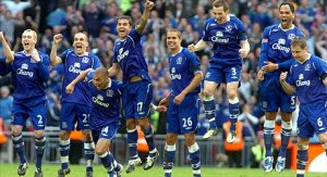 Everton searching for semi-final seventh heaven