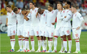 Euro 2012: Squad finally catches up with England