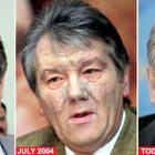 The horrors of Ukrainian politics: Shevchenko's public support certainly helped Yushchenko's eventual 51% result, but showed just how inhumane and spiteful Ukrainian politics were