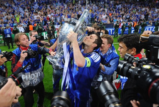 Lampard Chelsea Champions League