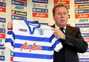 The best and worst of Redknapp at QPR