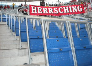 Football League clubs get behind safe standing