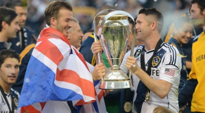 Robbie Keane wins his second MLS Cup
