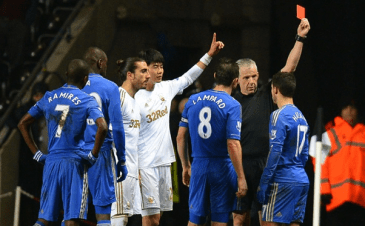 Hazard Chelsea Swansea