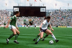 Old enemies: The memorable England v Ireland clashes over the years