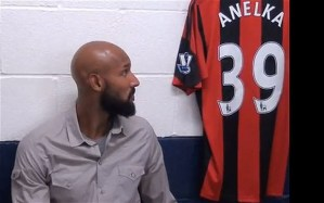 A fitting end: Anelka's potential retirement