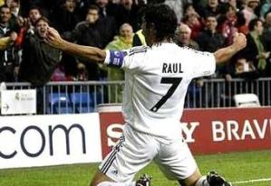 VIDEO: Raul Scores for Real Madrid...Again