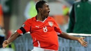 Alaba puts faint Irish World Cup hopes to leaba