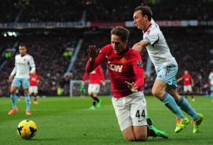 Januzaj Dive United