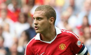 How big a loss is Nemanja Vidić?