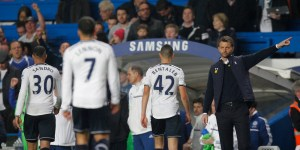 Sherwood exposed as van Gaal waits in wings
