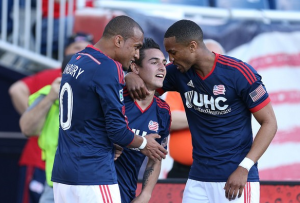 New England Revolution 2014 MLS