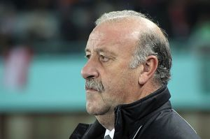 Spain coach's Vicente Del Bosque saw his world champions bow out before the group stage is concluded.