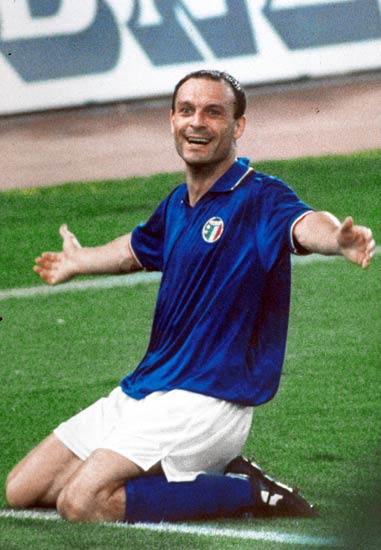 Salvatore Schillaci   The man we love to hate   Back Page Football Say the name Salvatore    Toto    Schillaci around a table full of Irish people and you are sure to get a litany of anecdotes dating backto the start of the   s