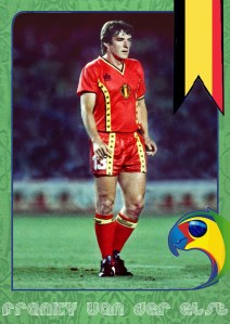 World Cup Legends: Belgium and Franky van der Elst