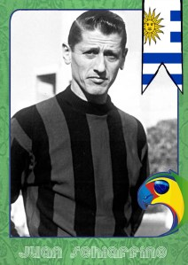 World Cup Legends: Uruguay and Juan Alberto Schiaffino
