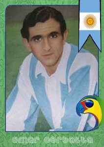 World Cup Legends: Argentina and Omar Corbatta