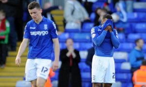 Where has it all gone wrong for Birmingham City?