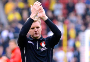 Is Eddie Howe the manager capable of reviving Arsenal's British core at The Emirates?