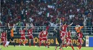 Equatorial Guinea and Congo ignite AFCON