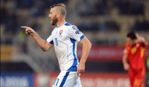 Adam Nemec could prove to be a good match for David Villa in New York